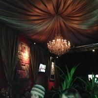 Photo taken at Black Myst Hookah Lounge by Jmorr Music on 12/9/2012