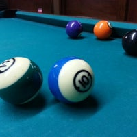 Photo taken at SoHo Billiards by Raymond W. on 10/21/2012