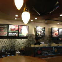 Photo taken at Starbucks Coffee by Monique A. on 3/4/2013
