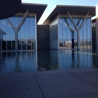 Photo taken at Modern Art Museum of Fort Worth by Scott B. on 1/18/2014