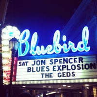 Photo taken at Bluebird Theater by Marc H. on 6/16/2013