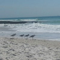 Photo taken at Bradenton Beach by Judy B. on 3/20/2013