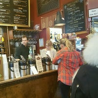 Photo taken at Red Brick Cafe by Darcy on 11/20/2016