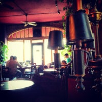 Photo taken at The Library - A Coffee House by Sheena Y. on 4/27/2013