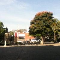 Photo taken at Secretaría de Turismo y Desarrollo Económico by ron m. on 12/4/2012