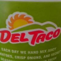 Photo taken at Del Taco by 2NJenn on 9/30/2012
