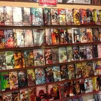 Photo taken at Capital Comics by AzyxA on 11/28/2012