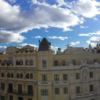 Photo taken at Hotel Catalonia Gran Vía **** by Eric C. on 6/16/2016