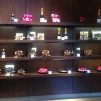 Photo taken at Fran's Chocolates by Sara on 2/15/2013