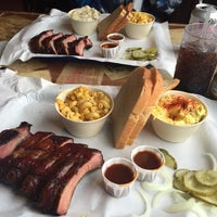 Photo taken at Ruby's BBQ by MikeQ on 3/20/2015