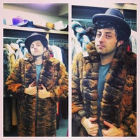 Photo taken at Iguana Vintage Clothing by Ben d. on 12/30/2012