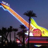 Photo taken at Hard Rock Hotel & Casino VIP Lounge by Amber on 7/11/2013