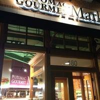 Photo taken at Potomac Gourmet Market by Melvin Bossman R. on 8/11/2013