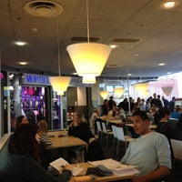 Photo taken at Johto Cafe by Pentti on 5/4/2013