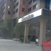 Photo taken at Sheraton Baltimore North Hotel by Michael S. on 9/17/2012