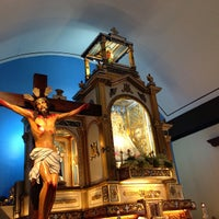 Photo taken at Minor Basilica of Our Lady of the Most Holy Rosary of Manaoag by PR N. on 12/26/2012