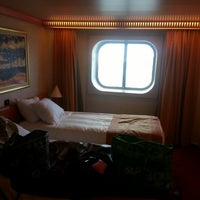 Photo taken at Carnival Freedom by Ashley D. on 10/28/2012