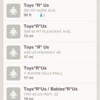 "Photo taken at Toys""R""Us by Kris D. on 10/24/2012"