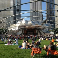Photo taken at Chicago Jazz Festival by Melissa A. on 9/1/2013