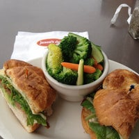 Photo taken at Jason's Deli by Larry S. on 9/28/2012
