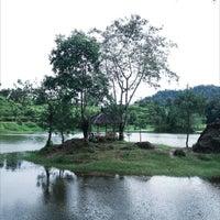 Photo taken at Situ Patengan (Patenggang) by irine o. on 1/4/2017
