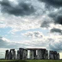Photo taken at Stonehenge by Alaa A. on 6/25/2013