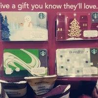 Photo taken at Starbucks by Sana T. on 11/19/2012