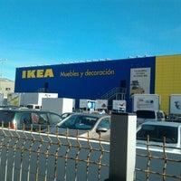 Photo taken at IKEA by Jesús B. on 10/6/2012