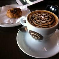 Photo taken at Brooklyn Coffee Shop by Iê on 10/16/2012