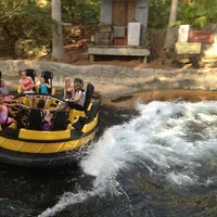 Photo taken at Congo River Rapids by Michelle L. on 6/12/2013