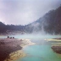 Photo taken at Kawah Putih by Khairil A. on 10/2/2012