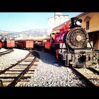 Photo taken at Estación de Tren Chimbacalle by DeTrip on 10/13/2012