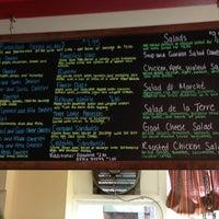 Photo taken at Cafe des Amis by Jennifer J M. on 9/18/2013