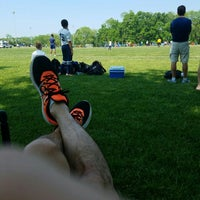 Photo taken at Marlboro Soccer Complex by Rudy G. on 5/28/2016