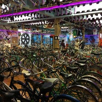 Photo taken at Bicycle Heaven by Nick K. on 9/30/2016