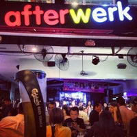 Photo taken at Afterwerk by KingSter L. on 7/2/2013