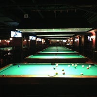 Photo taken at Society Billiards + Bar by Audrey M. on 12/25/2012