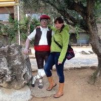 Photo taken at La Falda del Montseny by LilithSafo on 11/10/2013
