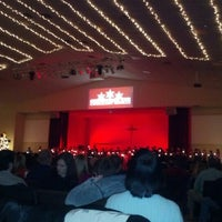 Photo taken at Richland Creek Community Church by Don S. on 12/24/2012