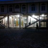 Photo taken at Masjid Al Hijrah by Feri Z. on 12/15/2013