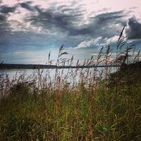 Photo taken at Волга by Irina P. on 7/24/2013