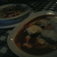 Photo taken at Don Pepitto Pizza & Pasta by Luciana L. on 2/4/2013