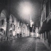 Photo taken at Via Emilia Centro by Marco on 7/25/2013