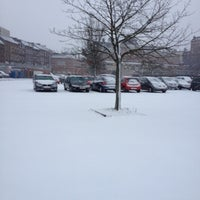 Photo taken at Gare de Verviers-Central by Alba M. on 12/7/2012