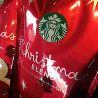 Photo taken at Starbucks Coffee by manelok on 12/4/2012