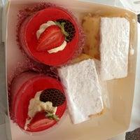 Photo taken at Aviv Cakes & Bagels by Tsangar on 12/29/2012