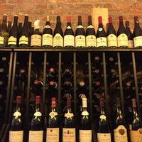 Photo taken at Chelsea Wine Vault by Elliot C. on 8/16/2016