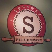 Photo taken at Shuswap Pie Company by Dan on 7/12/2014