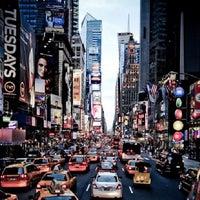 Photo taken at Times Square by Aksana K. on 11/20/2013