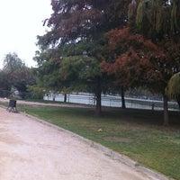 Photo taken at Laguna Parque de Los Reyes by Ana V. on 5/13/2012